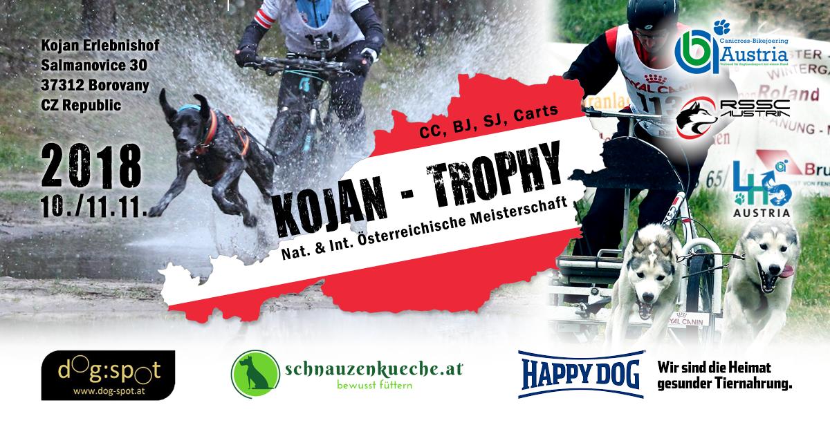 OEM 2018 Kojan-Trophy